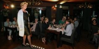 Grote belangstelling bij Fashion en Diner avond